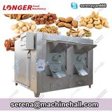 Cashew Nuts Roasting Machine / Hazelnut Roaster