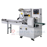 Flow Wrap Machine & Packaging Machines Manufacturers | Akash Pack