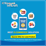 Best e-Commerce Solution – Ecommerce website Web Development