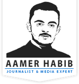 Aamer habib Media Person