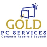 Gold PC Computer And Apple Mac Repairs Services