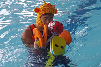 Swim Class: Another Feather in Your Child's Talent Hat