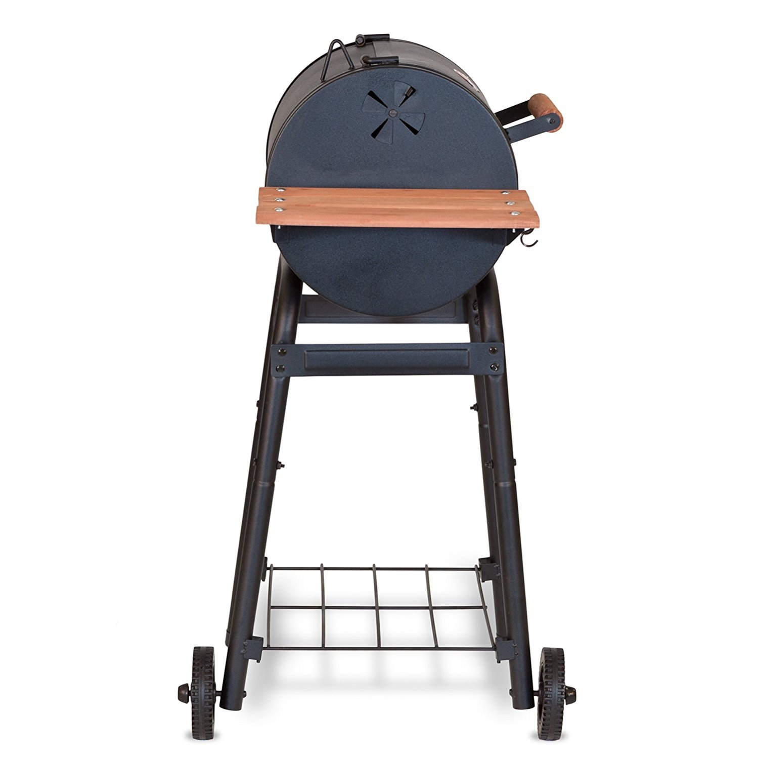 amazoncom chargriller e1515 patio pro charcoal grill