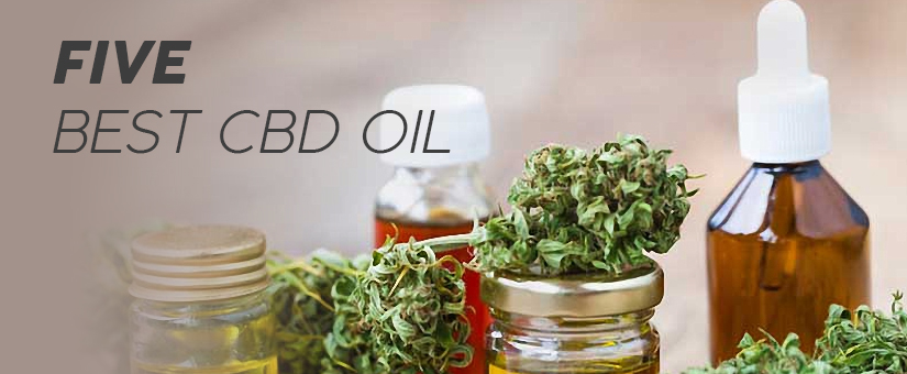 5 Best CBD oil that you can buy today!