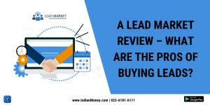 Pros of Buying Leads from Lead Market Bangalore