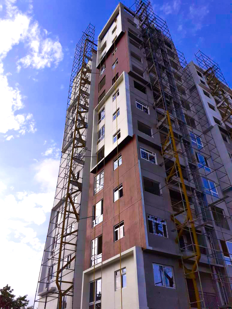 Flats for sale in Thanisandra- CoEvolve ...