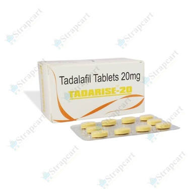 Buy Tadarise Online | Use | Dosages | Low Price