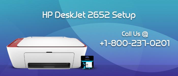 HP DeskJet 2652 driver and Software Free downloads