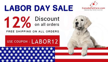Labor Day Sale for Pet Parents - Buy Online Pet Supplies at Best Prices