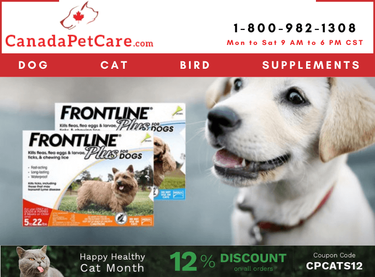 Frontline Chewables for Dogs - 12% off Today & Free Shipping